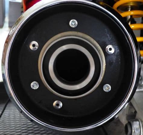 Motorrad Auspuff Modifizieren by Auspuff Modifikation
