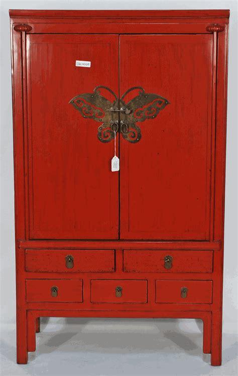 Armoire Chest Antique Asian Furniture Antique Lacquered