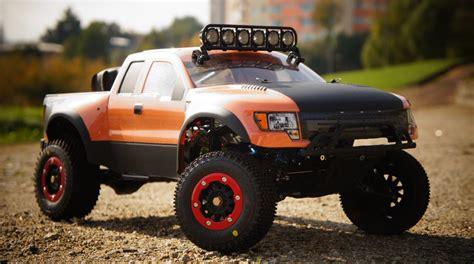 rc baja truck rc desert trophy truck youtube