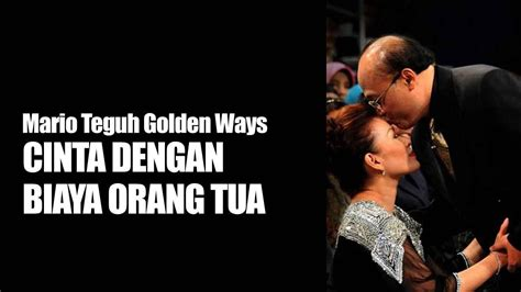 film motivasi tentang orangtua mario teguh golden ways mtgw terbaru full cinta