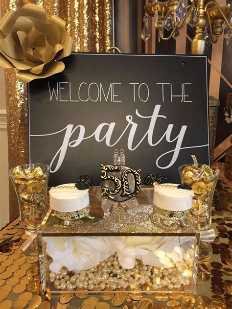 gold themes name the 25 best ideas about 50th birthday themes on pinterest