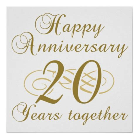 20th Anniversary Wedding by 20th Wedding Anniversary Poems Stylish 20th Wedding Anniv