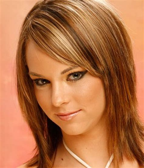 easy hairstyles for medium length hair with bangs layered haircuts for medium length hair with bangs
