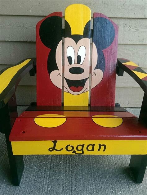 furniture exciting mickey mouse chair   children griffinmeaderycom