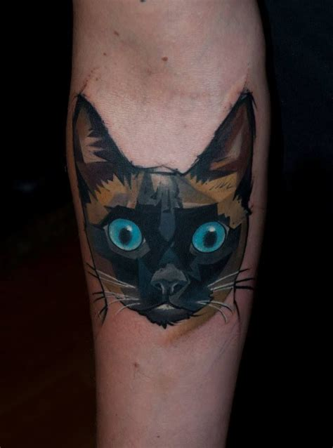 siamese cat tattoo 25 best ideas about siamese cat tattoos on