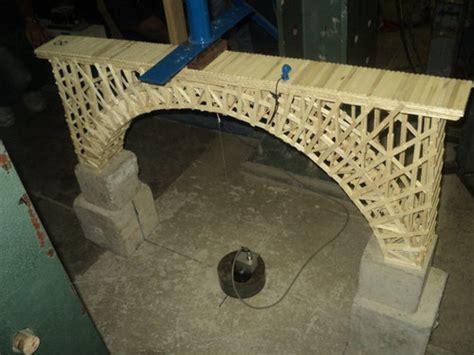 puentes hechos de palillos de elados mi experencia en las matematicas puentes de palitos de