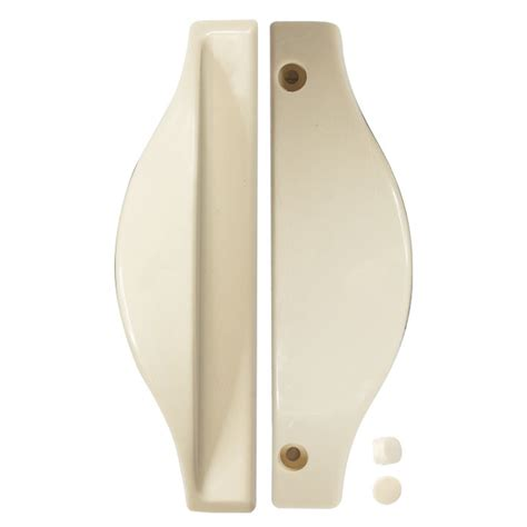 Plastic Shower Door Rolltrak Spares Almond Plastic Shower Screen Handle To Suit Ab Pivot Shower Enclosure