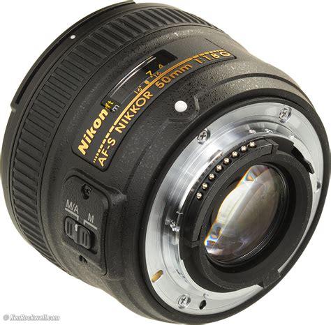 Lensa Nikkor Af S 50mm F 1 8g nikon af s nikkor 50mm f 1 8g