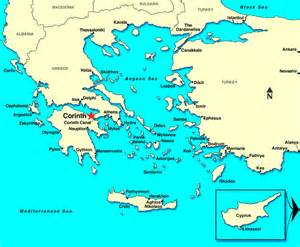 greece map islands