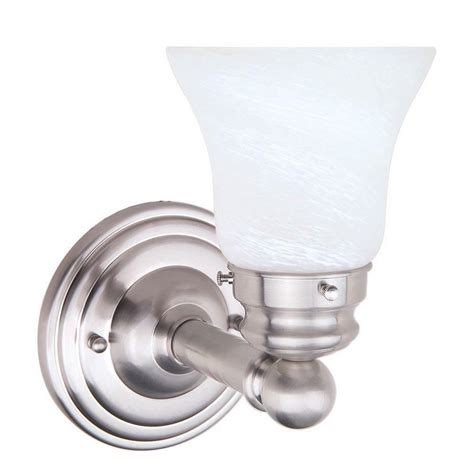 hton bay bathroom lighting hton bay 2 light wall sconce chrome wall sconce grancona