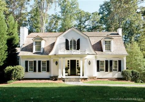 gambrel colonial cool gambrel roof home architecture pinterest