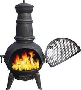 chiminea pit garden cast iron chimenea chimnea chiminea patio heater