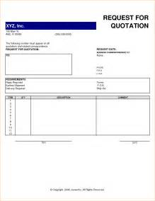 rfq format template 7 request for quote template academic resume template