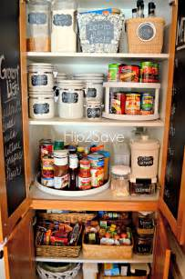 Kitchen Cupboard Storage Ideas 4 Simple Pantry Organization Tips Hip2save