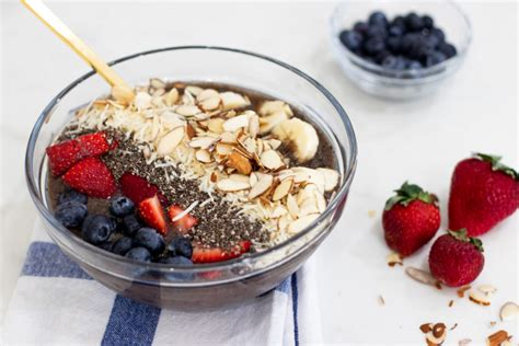 Breakfast Places With Acai Bowls Near Me - healthy recipe tropical a 231 a 237 bowl blame it on mei