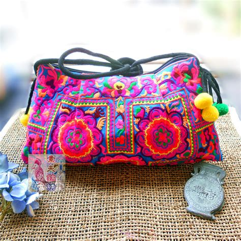 Handmade Bags Design - free shipping national trend handmade fabric embroidery