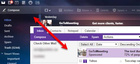 mail yahoo basic how to switch between the full and basic versions of yahoo