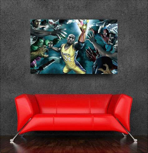 avengers home decor basketball decoration wall sticker marvel avengers home