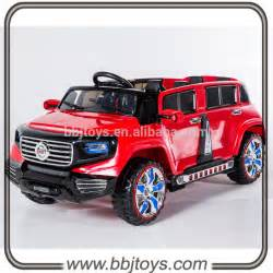 Battery Operated Lights With Remote 4 Seater Kids Electric Car With Remote Control Electric