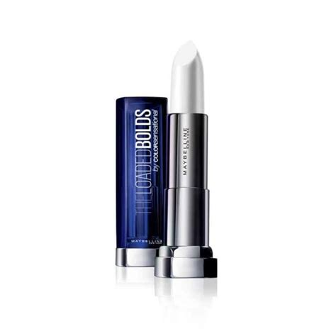 Maybelline New York White Fresh maybelline new york color sensational the loaded bolds lipstick