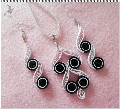 Earrings With Paper - the 25 best quilling earrings ideas on