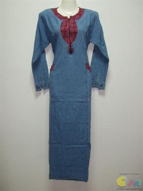 Baju Blouse Borong jubah denim jubah lcyra blouse baju muslimah murah2 harga negoo esp borong jualbeli