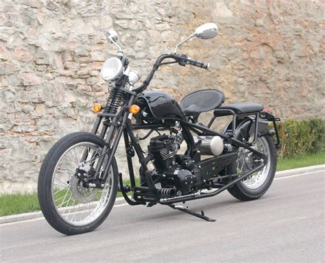 Gebrauchtes Motorrad Deutschland Nach österreich Importieren by Bobber One Mit 125 Ccm Mit Stra 223 Enzulassung Vorf 252 Hrer