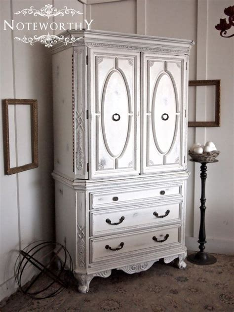 white clothing armoire white clothing armoire 51 best shab chic furniture ideas