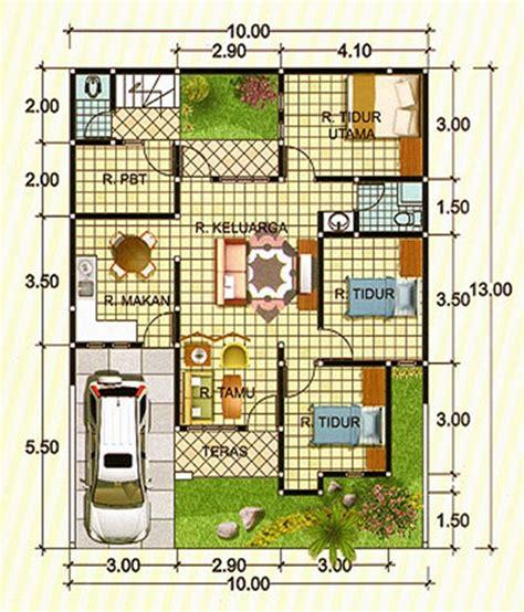 denah rumah kos sederhana dengan 20 kamar referensi rumah desain rumah minimalis tipe 90 1 lantai terbaru 2016