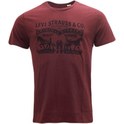 Celana Levis Co Levi Strauss New mens levi strauss t shirt original levis logo t shirts mr h menswear