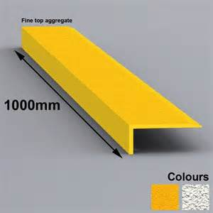 Stair Nosing Anti Slip by Anti Slip Grp Stair Nosing 1000mm Long