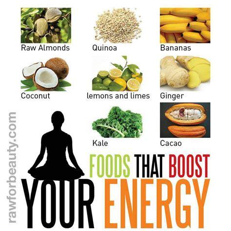 Energy Boosting Snacks by Energy Boosting Foods Health Tips