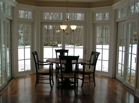 dining room   kitchen sunroom addition inspiration