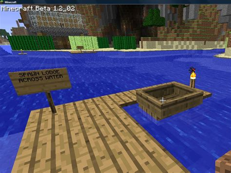 boat dock in minecraft nk june 2016