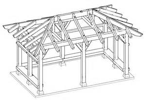 pavilion designs and plans a timber frame pavilion by new energy works timberframers and scott lawn yard inc is the