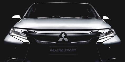 Tshirt All New Fortuner Sketsa debut all new pajero sport makin dekat kompas