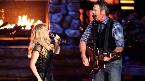 shelton shakira perform new duet 1000 images about country america s on