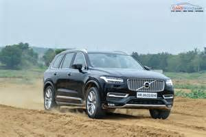 Volvo Xc90 Luxury 2016 Volvo Xc90 Luxury Suv Specs Price Features Images