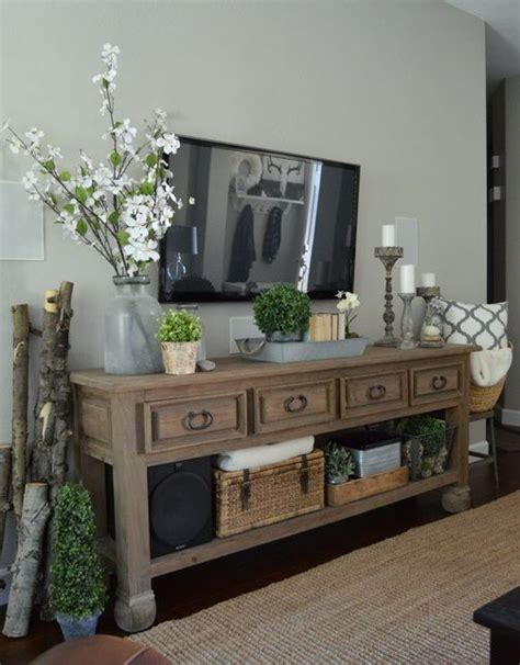 table tv on wall best 25 tv stand decor ideas on tv decor