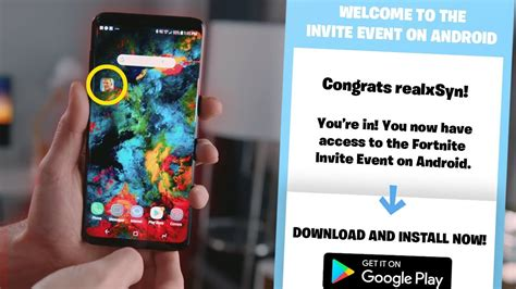 fortnite mobile android  code release date