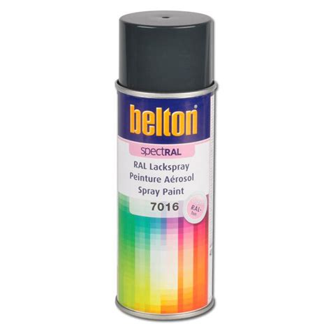 spray paint ral 7016 gloss belton spectral 400 ml