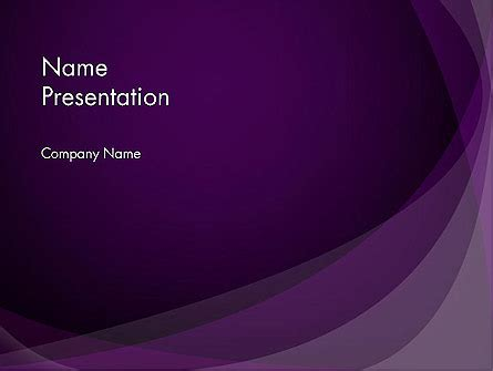 Abstract Violet Powerpoint Template Backgrounds 12287 Poweredtemplate Com Powerpoint Templates Free Violet