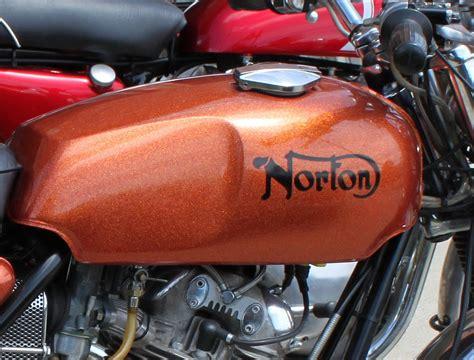 metal flake norton commando classic motorcycle forum