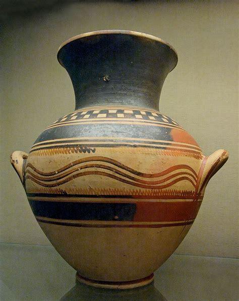ancient greek art wikipedia the free encyclopedia amphora protogeometric bm a1123 pottery of ancient