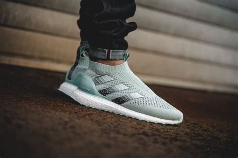Adidas Ace 16 Boost For Mens Premium adidas ace 16 ultra boost quot mint green quot