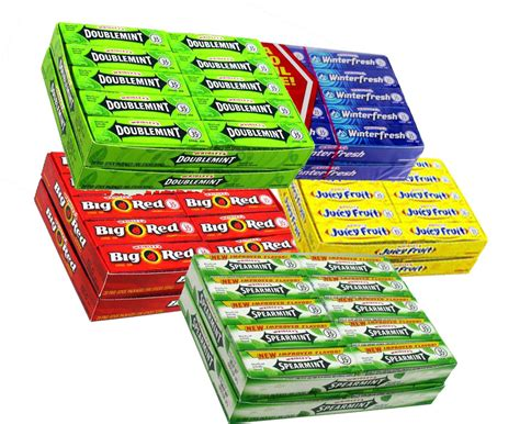 Or Gum Wrigley S Chewing Gum 40ct Choose Favorite Blaircandy