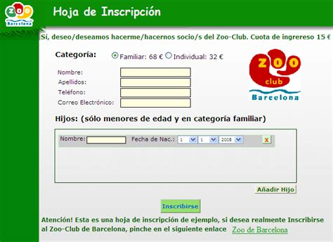 formato imagenes web crear formularios de inscripci 243 n formularios web