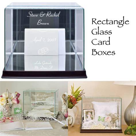 Wedding Reception Gift Card Holder - wedding reception gift card holder rectangle large