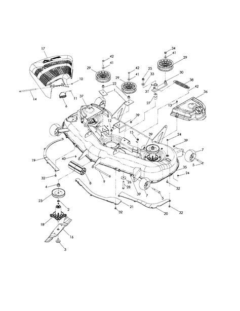 bobcat zero turn parts diagram bobcat get free image