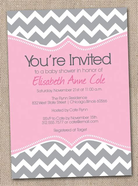 customizable invitation templates 10 best images about stunning free printable baby shower